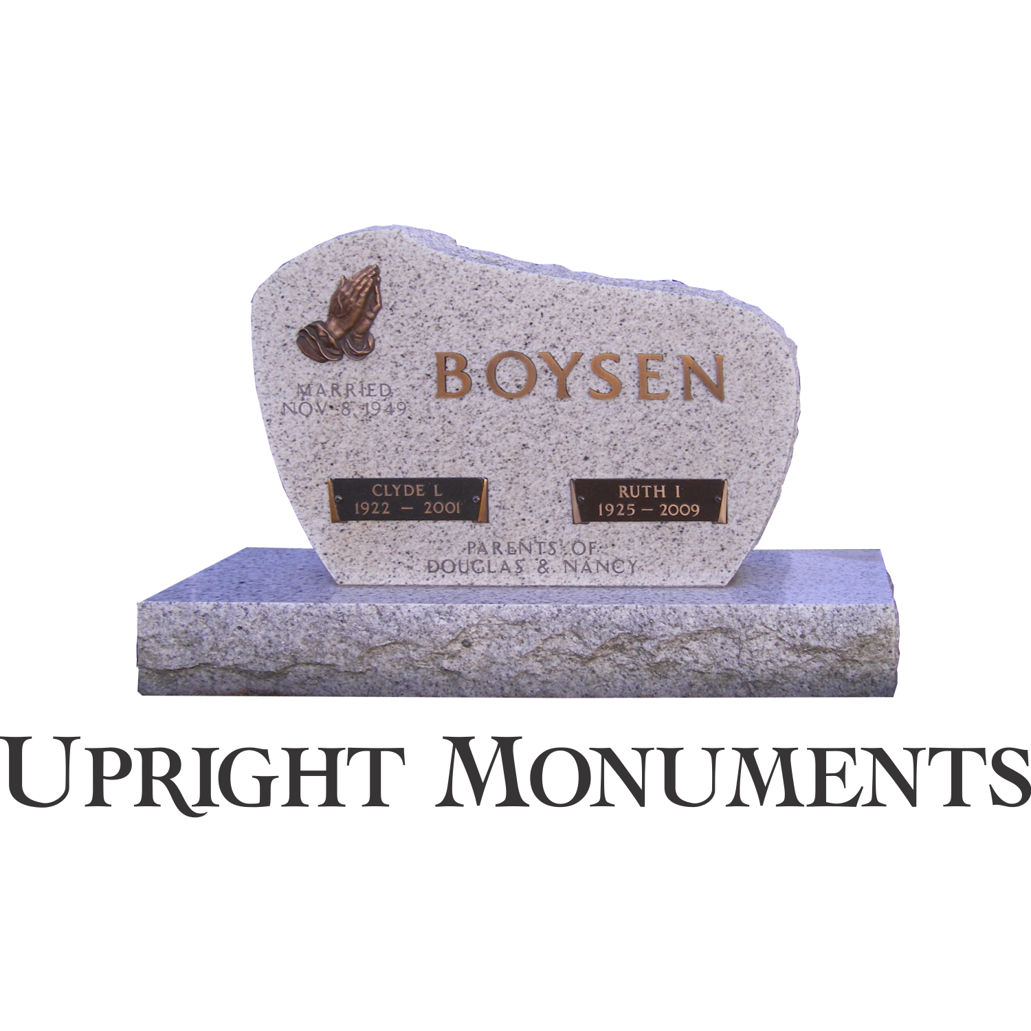 Upright Monuments
