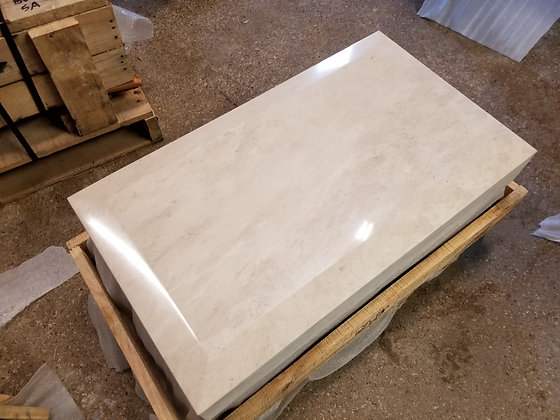 #1631 Marble Marker w/ Chamfers