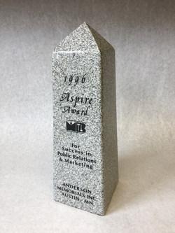 1996 Aspire to Success Award