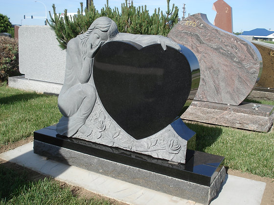 #1396 Grieving Woman