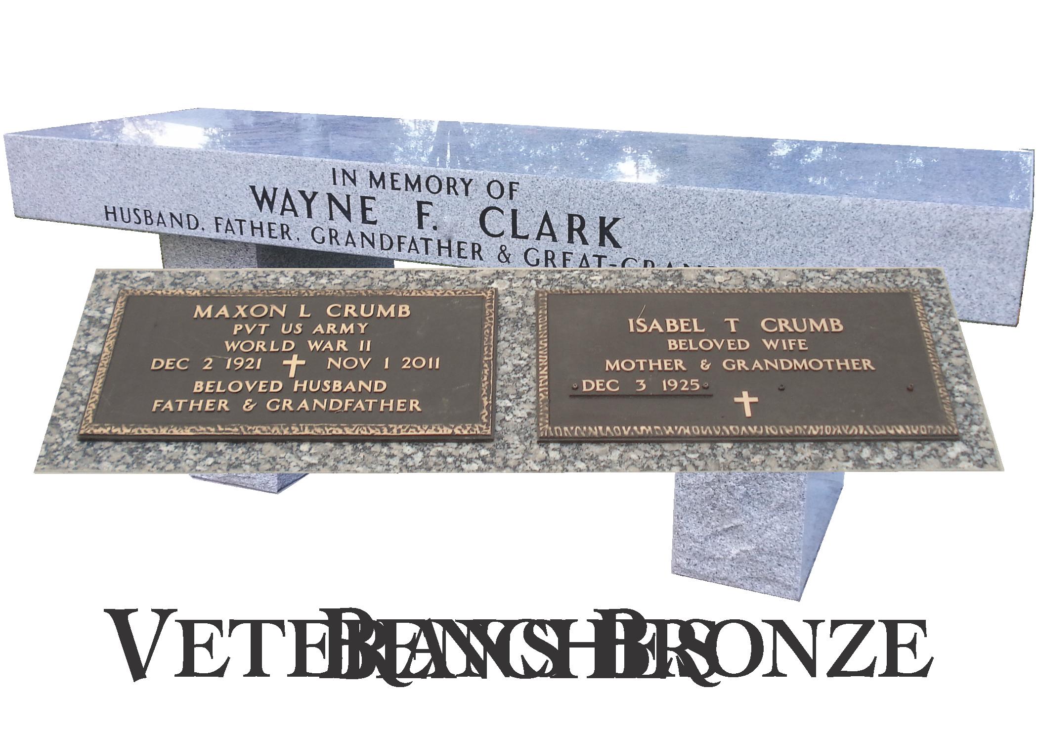 Veterans Bronze