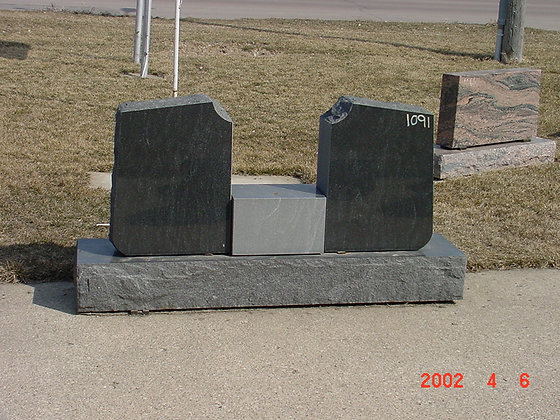 #1091 American Black Wing Monument