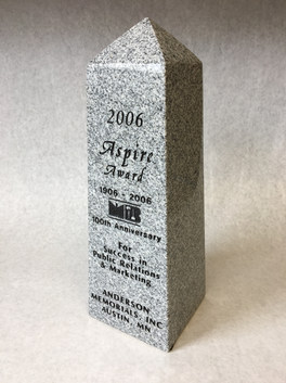 2006 Aspire to Success Award