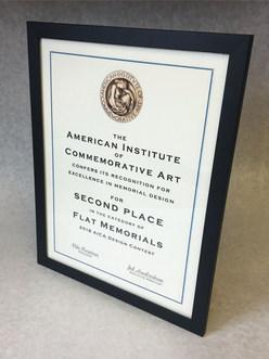 2018 AICA Design Contest - Second Place