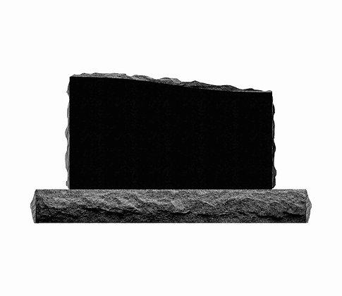 #1574 Rocky Half Serp Monument