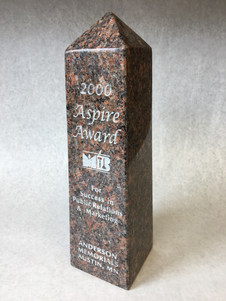 2000 Aspire to Success Award