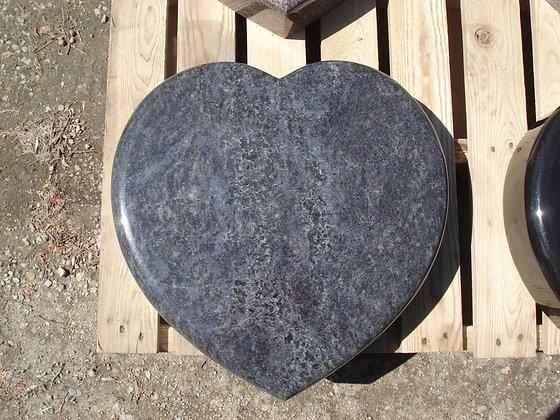 #1472 Bahama Blue Heart Marker