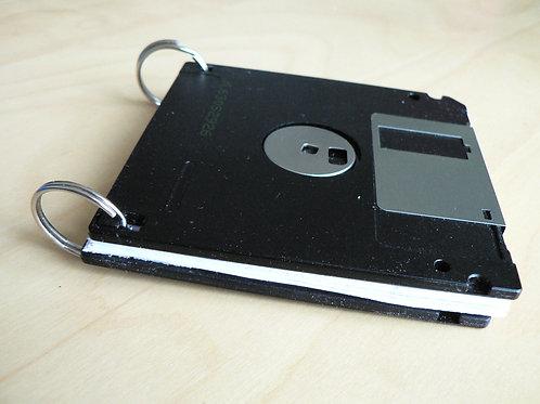 Carnet en disquettes rechargeable