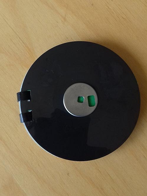 Carnet rond en disquettes