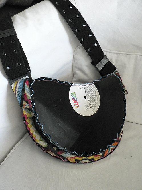 Sac en disque vinyle