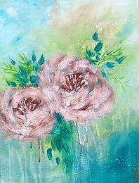 Kootenay floral art