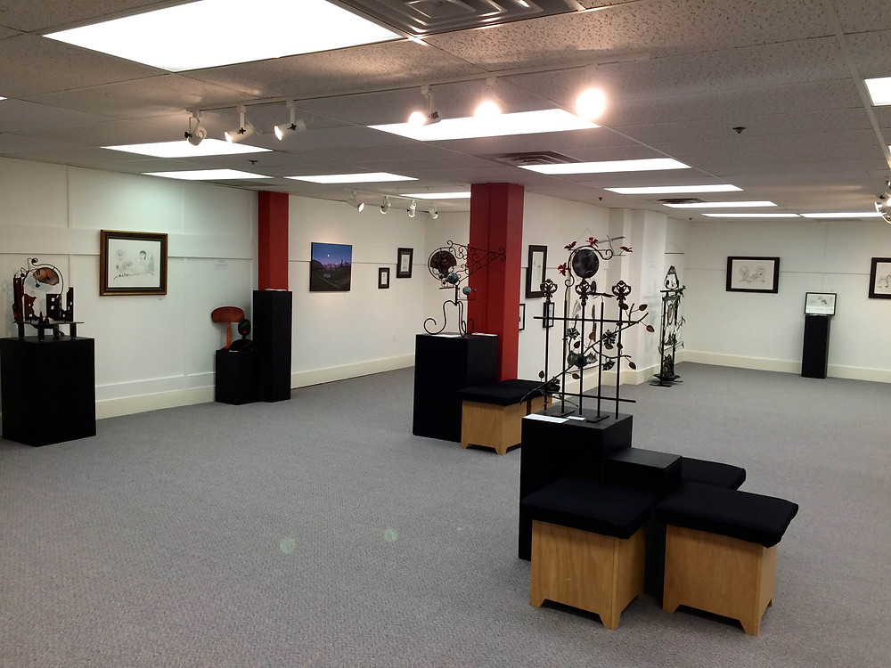 Visac Art Gallery in Trail BC