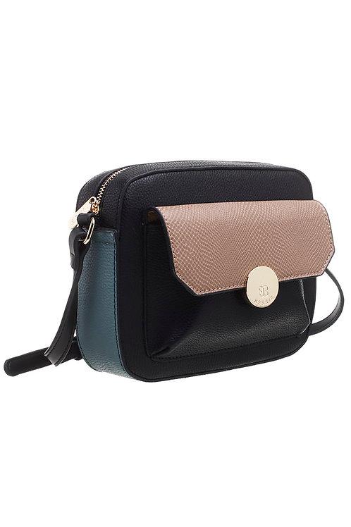 Bessie Flap Top Front Pocket Camera Bag