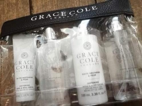 Grace Cole White Nectarine & Pear Set