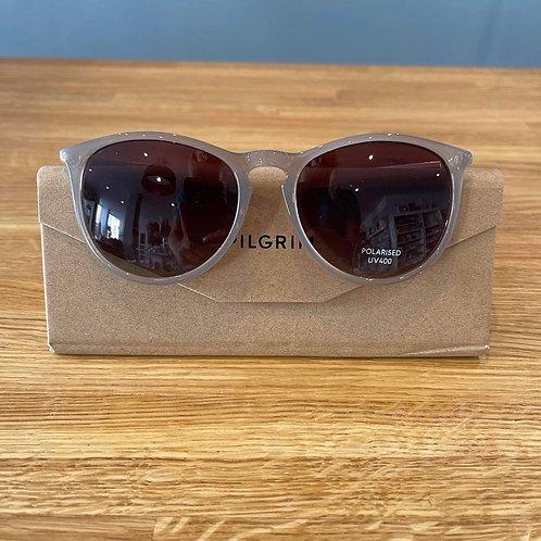 Pilgrim Grey Sunglasses