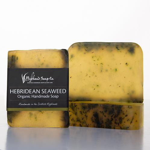 Hebridean Seaweed Organic Glycerine Soap