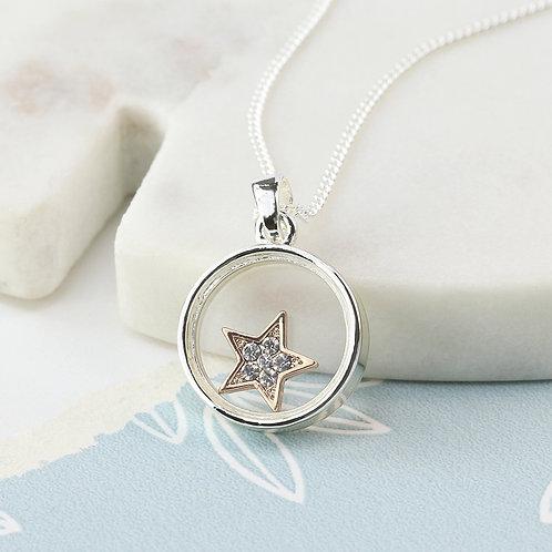 Star\Circle Pendant