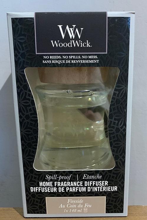 Fireside Woodwick Diffuser - non spill
