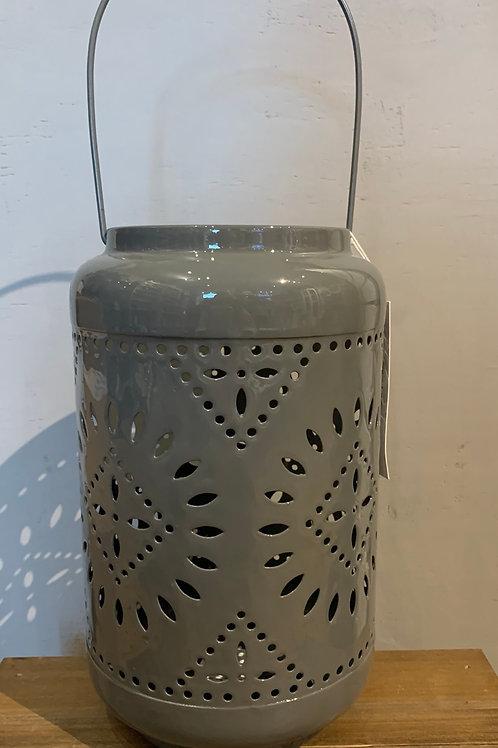 Grey Lantern - Large