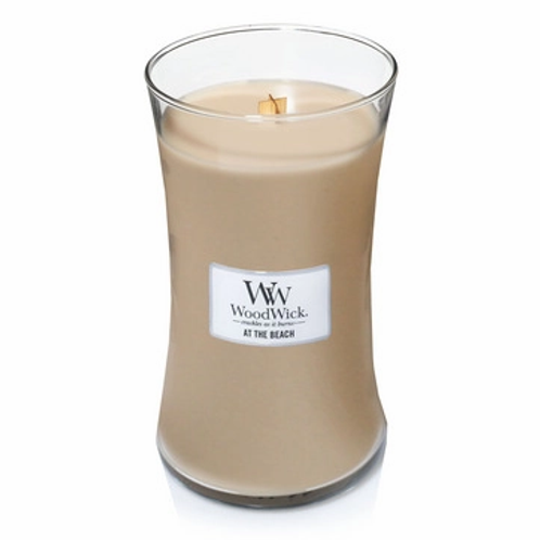 Woodwick At The Beach Large Hourglass Candle