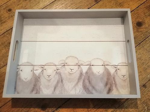 Sheep Tray