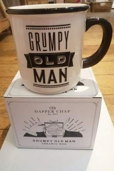 """Grumpy Old Man"" Mug"