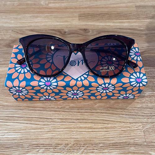 POM Brown/Copper Sunglasses
