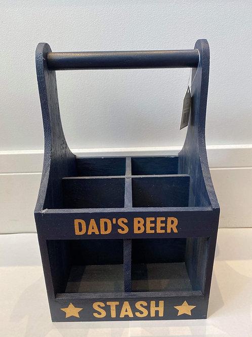 Dad's Beer Crate