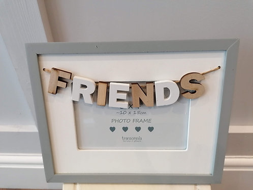 Friends Photo Frame (6x4)