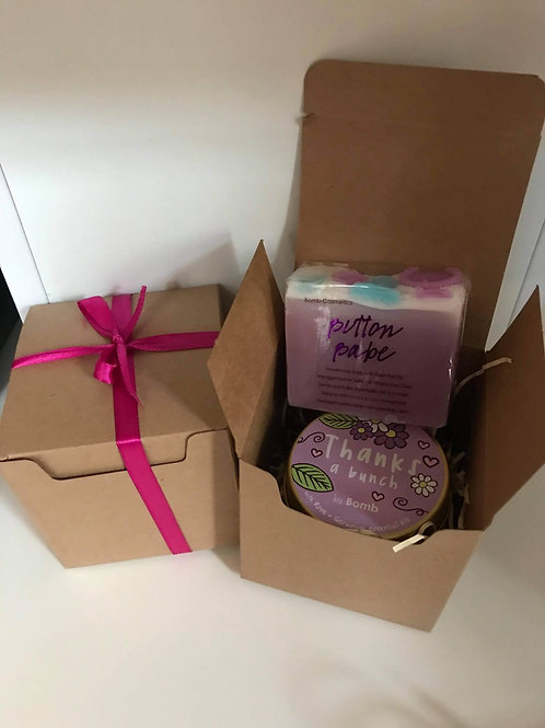 Bomb Gift Set