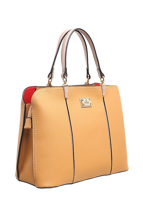 Bessie Two Tone Tote Bag