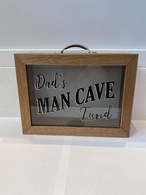 Dad's man cave fund