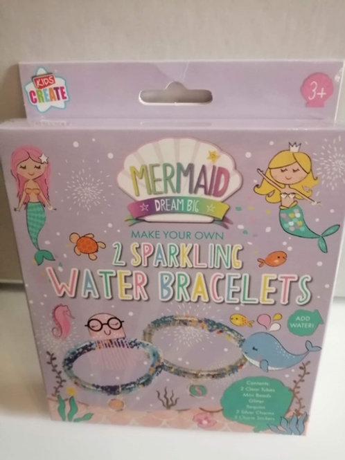 Sparkle Water Bracelets