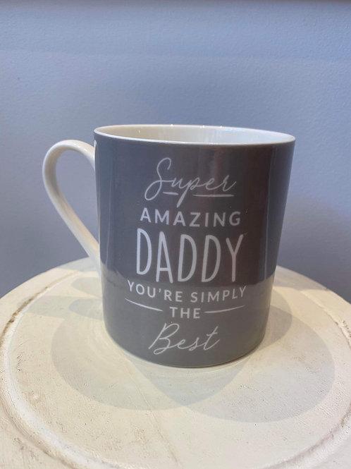 Super Amazing Daddy Mug