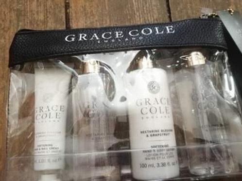 Grace Cole Nectarine Blossom  Grapefruit Set