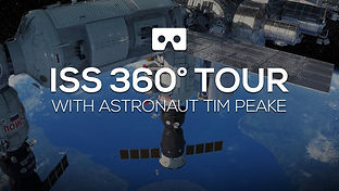 ISS Tour with Tim Peake