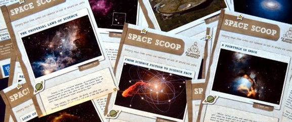 Space Scoop News Service