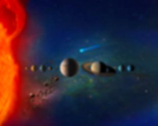NASA's Lithograph Set