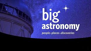 Big Astronomy
