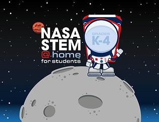 NASA STEM @ home K-4