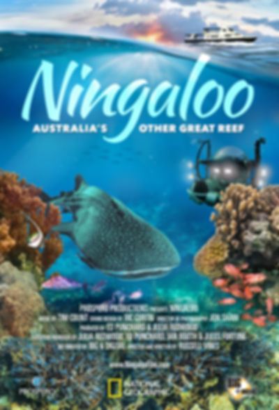 Ningaloo - Australia's Other Reef.