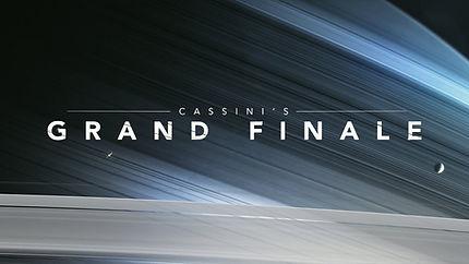 Cassini's Grand Finale Video