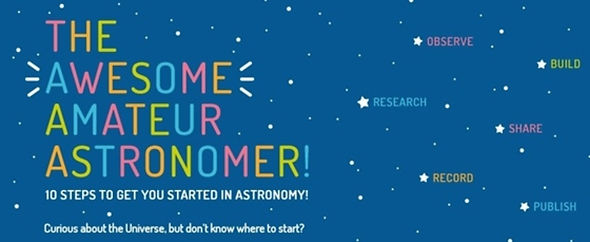 The Awesome Amateur Astronomer
