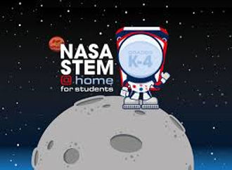 NASA STEM At Home