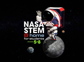 NASA STEM @ home 5-8