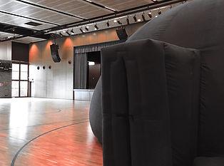 Mobile Planetarium. School Science Incursion