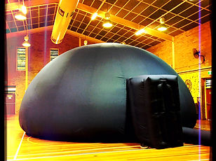 Mobile Planetarium. School Science Incursion