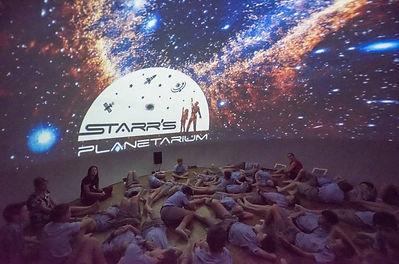 Starrs Planetarium