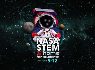 NASA STEM @ home 9 - 12