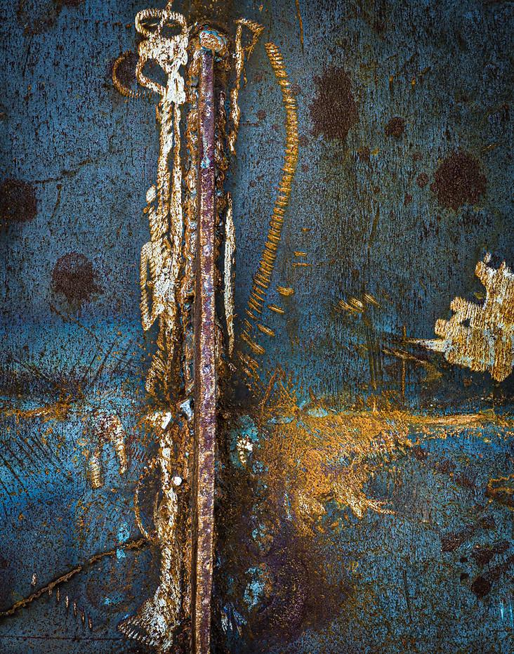 Shipyard Abstract #7